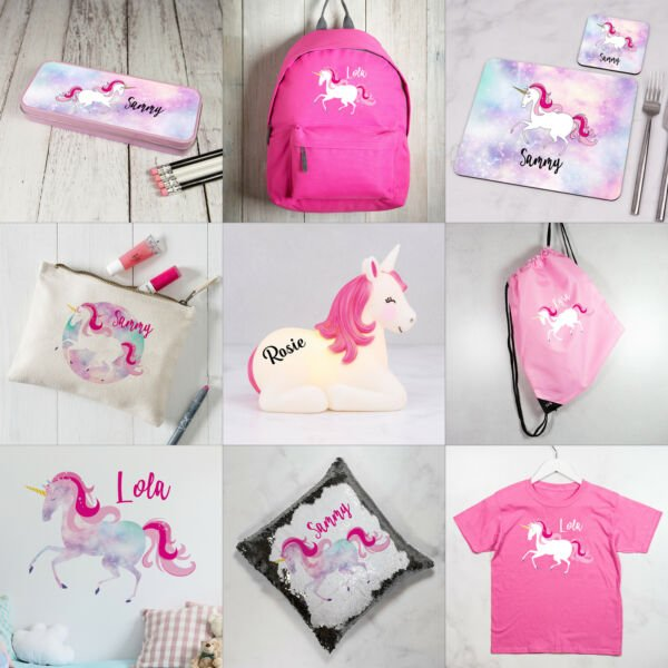 Print on Demand : produits licorne